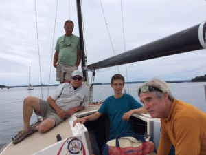 J24 Fleet 139 Post Race Social @ KPYC | New Castle | New Hampshire | United States